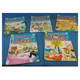 5 Vintage Archie Comics #2