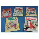 5 Vintage comics #1