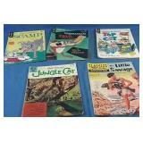 5 Vintage comics #2