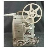 Vintage movie projector, works well