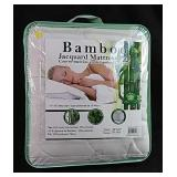 New bamboo mattress cover
