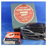 Electric sander polisher by Wen with Precision