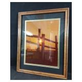 Frame Sunset picture 12 x 15