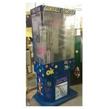 Bubble gum vending machine - sold as is