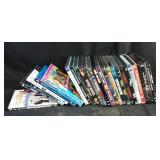 Assortment of 23 DVDs