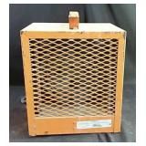 "Industrial heater  11"" x 9"" x 12"""