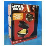 New Star Wars Darth Vader waffle maker