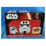 New Star Wars Stormtrooper Toaster