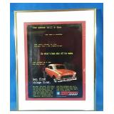 Authentic 1994 GM Performance Part  Advertisement