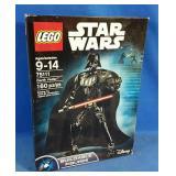 Brand New Star Wars Darth Vader builder figure