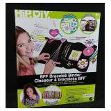 New in box BFF Bracelet Maker and Organizer