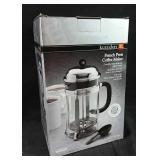 New in box Kuraidori French Press Coffee Maker