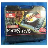 New in package Olympia Porta Butane Stove