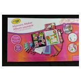New in box Crayola Memery Maker kit