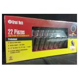 Brand New 22 piece set of 3/8 drive sockets