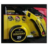 New in package Stanley FatMax retractable knife