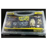 New Stanley household kit 684 pieces