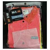 New in package Ganka waterproof work suit size