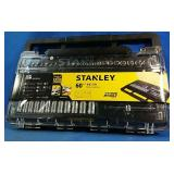 Brand New 60 piece Stanley metric socket set with