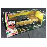 As new 1966 Pontiac Gto limited edition die cast