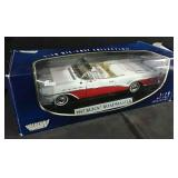 As new 1:18 scale 1957 Buick Roadmaster die cast
