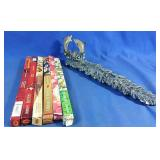 New Dolphin theme incense holder with 6 boxes of