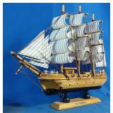 New Wooden May Flower model ship decor