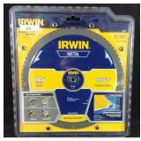 "New Irwin 10"" circular saw blade 80 tooth"