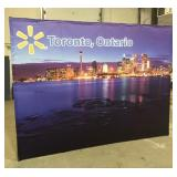 Brand New Straight Pop Up Trade Show Display