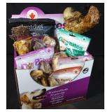 New items gift pack for dogs, all natural, #1