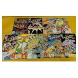 "14 Collectible Disney Comic books with 2 ""Secret"