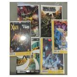 15 Collector Marvel Comics & 4 Dark Horse Comics