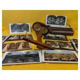Antique Stereoscope Underwood & Underwood, New