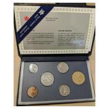 Royal Canadian Mint 1993 Specimen Set