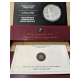 Royal Canadian Mint 2005 Special Edition Proof $5
