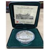 Proof Silver Dollar 1774-1999, 225th anniversary