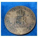 1953 Canada - Coronation of Queen Elizabeth