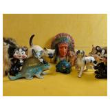 """Collector figures made in Japan and more 3""""-6"""""""