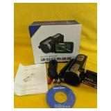 FHD High Definition Video/Digital Camera with
