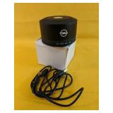 """Bluetooth speaker 3""""D x 2""""H with power cord"""