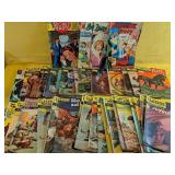 Large Collection of vintage magazines, including