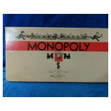 1946 Deluxe Monopoly Board Game