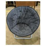 """Moon chair 31""""D x 26""""H"""