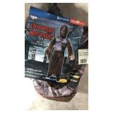 (4-6) live undead costume