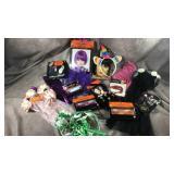 Assortment of Halloween accessories
