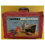 Husky Collector box with assorted metal cars