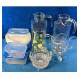 Great assortment of Kitchen Supplies includes