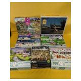 7 quality jigsaw puzzles