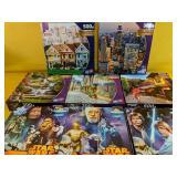 8 Quality Jigsaw Puzzles