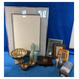 """Decorative Lot includes Frames measure from 5"""" -"""